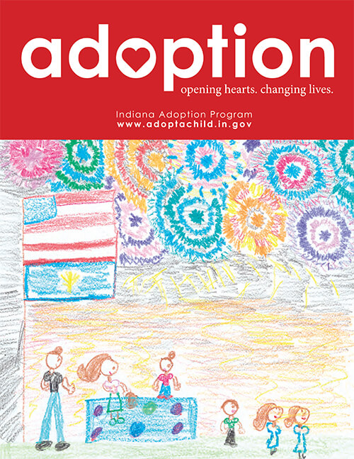 Indiana Adoption Program Photo Book