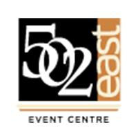 502 E Event Center Logo