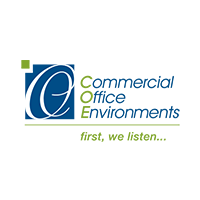 Commercial Office Environments logo