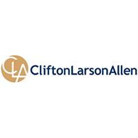 Clifton Larson Allen logo